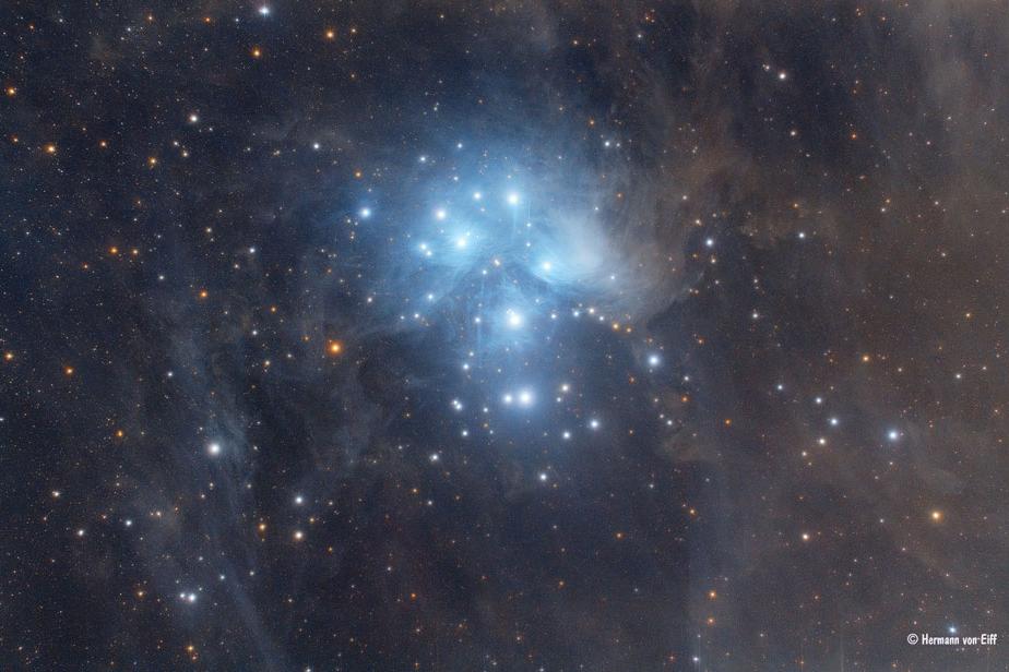 خوشه ستاره ای پروین