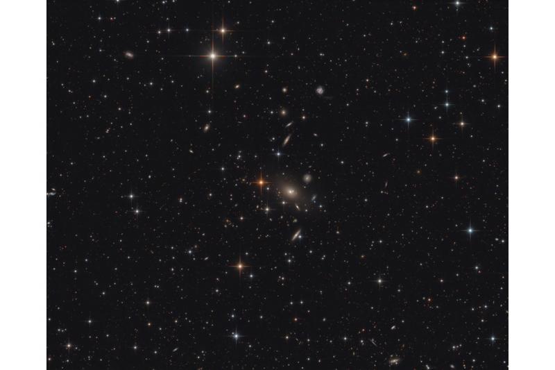 خوشه کهکشانی Abell 2666