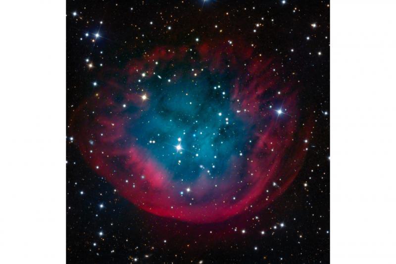 سحابی Abell 31 در صورت فلکی خرچنگ
