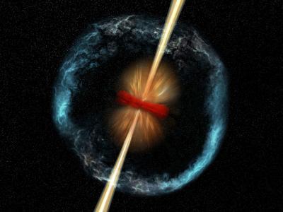 کشف یک ادغام ستاره ای توسط رصدخانه اشعه ایکس چاندرا