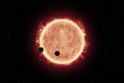 مطالعه جو سیارات فراخورشیدی هم اندازه زمین برای اولین بار + ویدیو