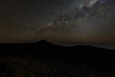 تایم لپس کهکشان راه شیری