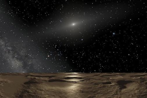 کشف یک سیاره کوتوله جدید توسط محققان دانشگاه میشیگان