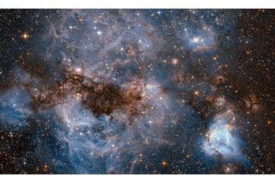 N159 در ابر ماژلانی بزرگ