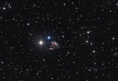 کهکشان ها عجیبArp 273