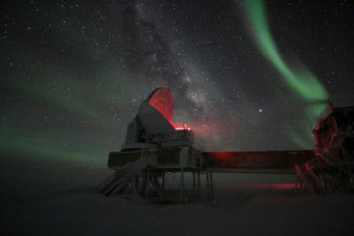 شفق قطبی جنوبی
