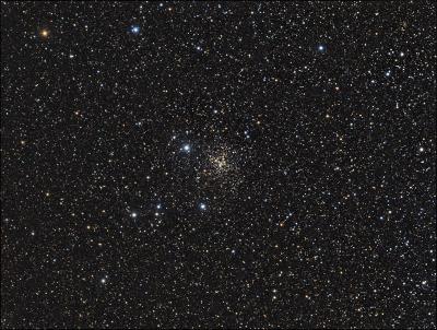 خوشه ستاره ای بازNGC 6819