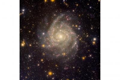 کهکشان پنهانIC 342