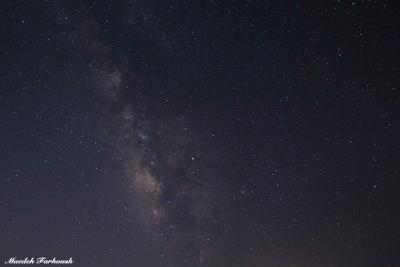 مناطقه مرکزی کهکشان راه شیری