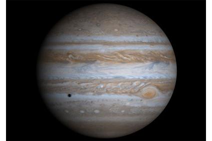 پنجمین سیاره در منظومه ی شمسی، مشتری
