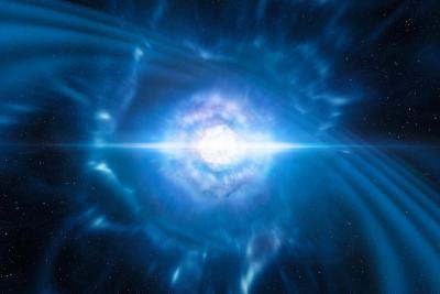 موج گرانشی از برخورد دو ستاره نوترونی، آغازدوران جدید ستاره شناسی