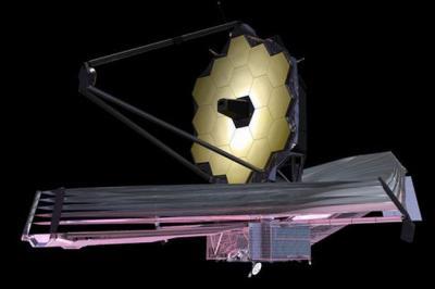 تلسکوپ فضایی جیمز وب بهار ۲۰۱۹ به مدار میرود