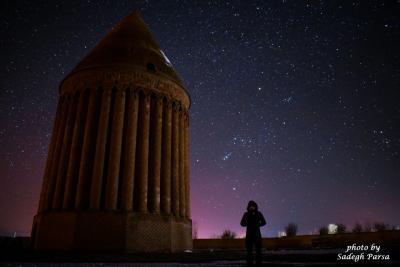 برج تاریخی رادکان و کمربند جبار
