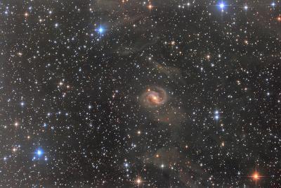 کهکشانNGC 6951
