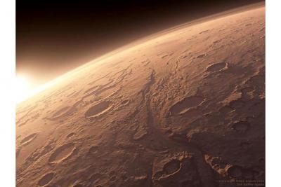 دو خبر حیاتی از مریخ