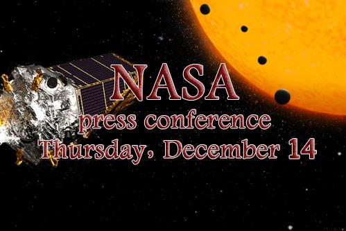 به زودی کنفرانس خبر ناسا: کشف سیاره فراخورشیدی جدید؟