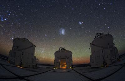 شبهای رصدخانه پارانال