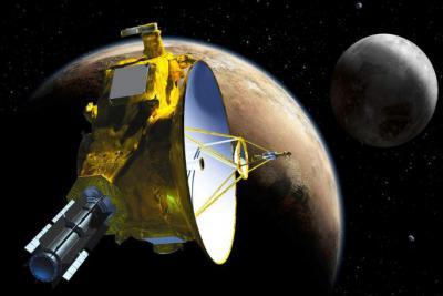 افق های نو، به سوی سیاره کوتوله پلوتو و قمر شارون