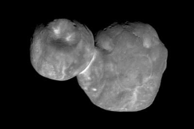 جدیدترین و بهترین تصویر نیوهورایزنزاز سیارک اولتیما تولی تا امروز