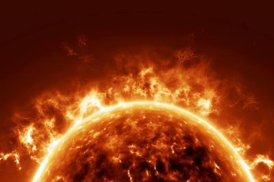 کشف باران های تاجی شکل و پاسخ به دو راز بزرگ فیزیک خورشید
