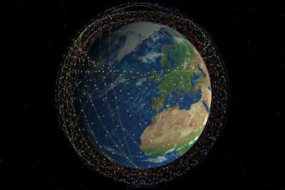 پرتاب اولین ماهواره های استارلینک شرکت اسپیس ایکس