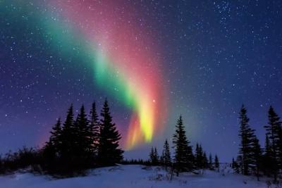 رقص نورهای شمالی، شفق قطبی