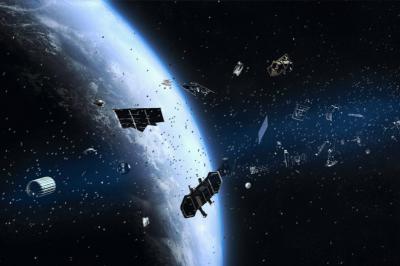 خطر تصادف فضایی دو ماهواره رفع شد!