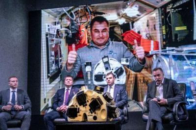 چاپ گوشت در ایستگاه فضایی بین المللی با پرینتر سه بعدی!