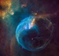 NGC 7635: سحابی حباب