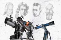 انواع تلسکوپ، مزایا و معایب