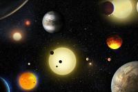 ماموریت کپلر ناسا بزرگترین مجموعه سیارات را معرفی کرد