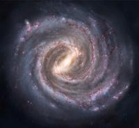 جرم کل کهکشان راه شیری ما چقدر است؟