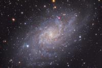 کهکشان مثلث یا M33