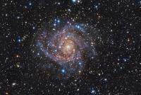 کهکشان مارپیچی IC 342