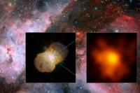 بهترین تصویر از سیستم ستاره ای اتا کارینا