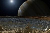 آیا در زیر سطح اروپا، قمر مشتری، اقیانوس وجود دارد؟