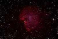 سحابی سر میمون یا NGC2174