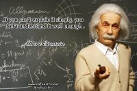 نقل قول از دانشمندان: آلبرت انیشتین 3