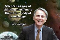 نقل قول از دانشمندان: کارل ساگان ۱