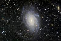 کهکشان مارپیچیNGC 6744
