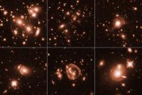 اثر بزرگنمایی کیهان درخشان ترین کهکشان ها را مشخص کرد