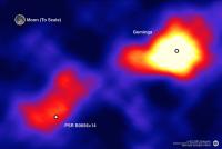 تأیید وجود ذرات مادهی تاریک، توسط نتایج تَپ اخترها