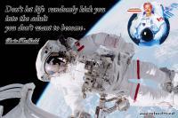 نقل قول کریس هدفیلد (فضانورد)
