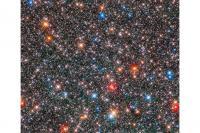 درخشش دریایی از ستاره ها مانند «جعبه جواهرات»