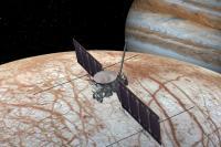 اکتشاف قمر یخی مشتری تا دهه آینده، به اروپا میرویم