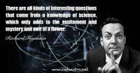 جملات دانشمندان: ریچارد فاینمن